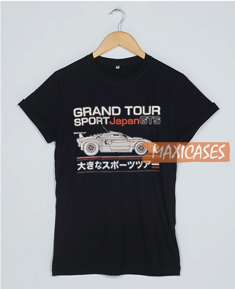 9fc682ac2 Grand Tour Sport Japan GTS T Shirt Women Men And Youth Size S to 3XL