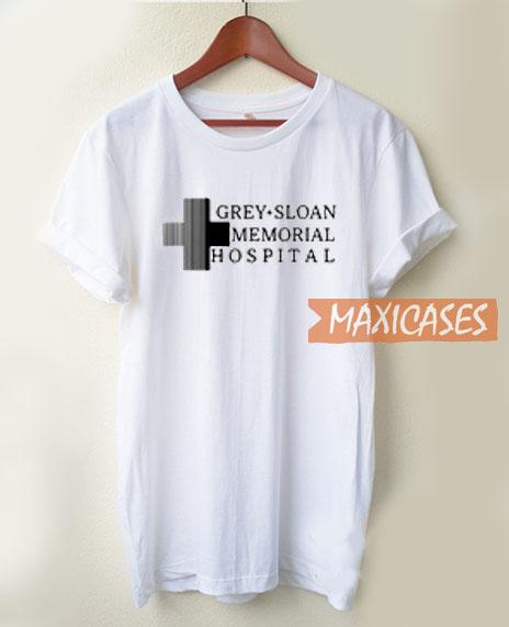 Grey Sloan Memorial T Shirt