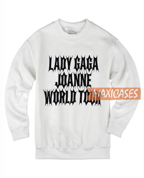 Laddy Gaga Wanne Sweatshirt