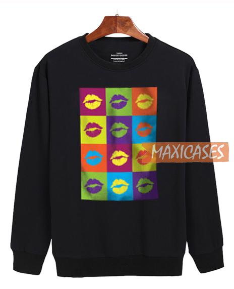Lips Cool Sweatshirt