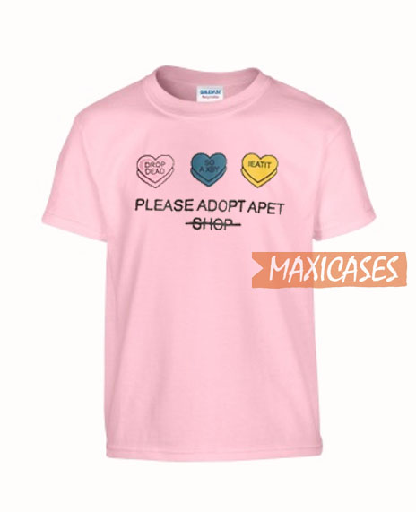 Please Adopt Apet T Shirt