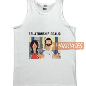 Relationship Goals Tank Top