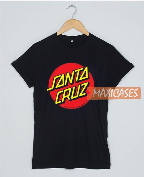 Santa Cruz Classic T Shirt