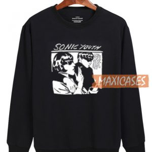 Sonic Youth Chic Sweatshirt