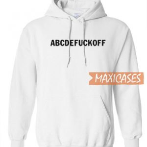 Abcdefuckoff Hoodie