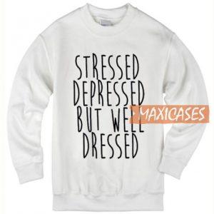 Stressed Dressed Tank Top