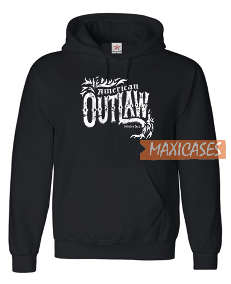 American Outlaw Country Hoodie