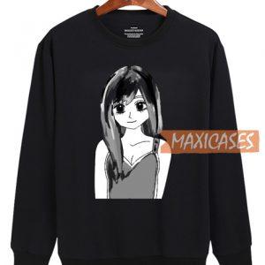 Anime Girl Sweatshirt