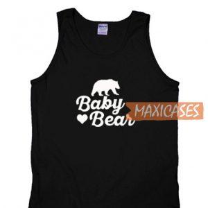 Baby Love Bear Tank Top