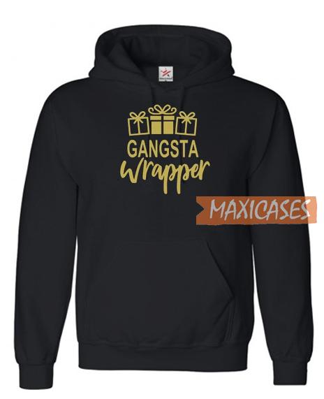 Gangsta Wrapper Hoodie