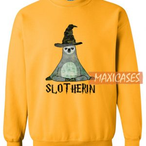 Harry Potter Slotherin Sweatshirt