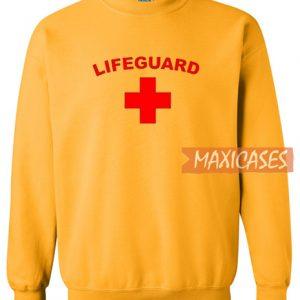 Lifeguard Graphic Sweatshirt