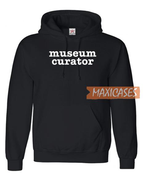 Museum Curator Hoodie