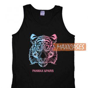 Panmax And Paris Tank Top