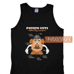 Potato Cuts Tank Top