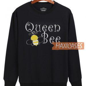 Queen Bee Yellow Sweatshirt