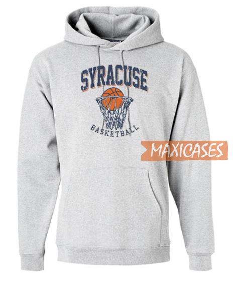 Syracuse Basketball Hoodie Unisex Adult Size S To 3xl