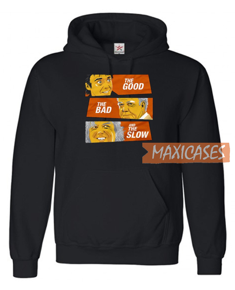 The Good The Bad Hoodie