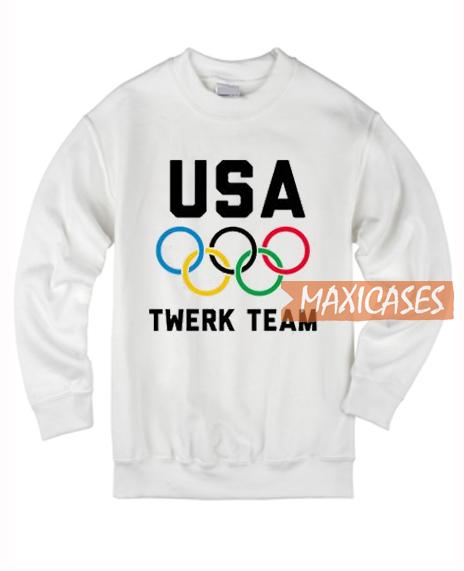 USA Twerk Team Sweatshirt