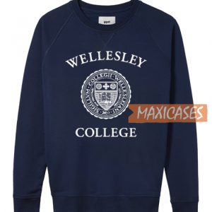Wellesley College Sweatshirt