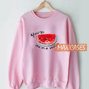 You're Are In A Melon Sweatshirt