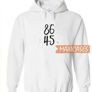 86 45 Graphic Hoodie