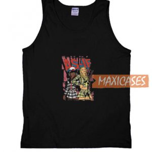 As If Graphic Tank Top