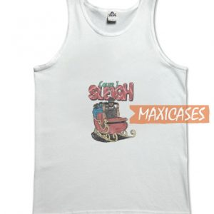 Cause I Slengh Graphic Tank Top