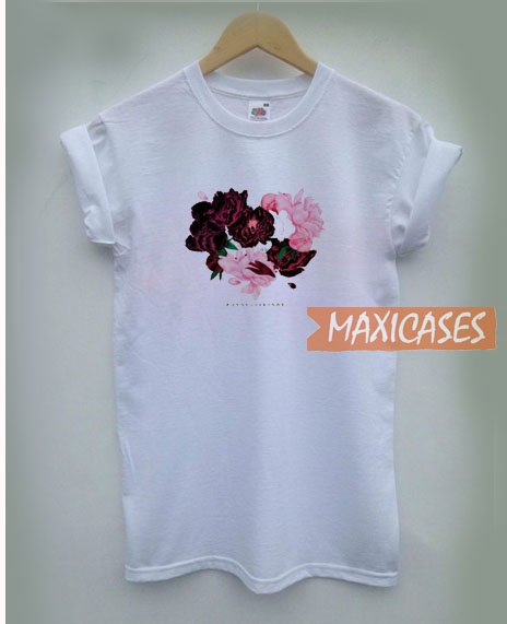 Flower Love Logo T Shirt