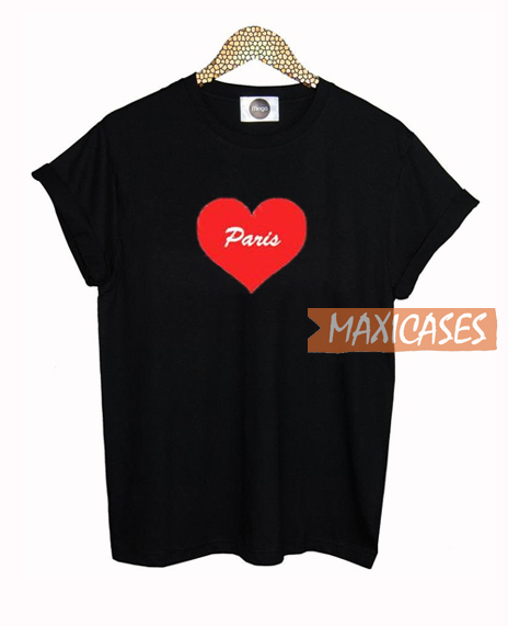 Paris Love T Shirt