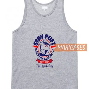 Stay Puft Tank Top