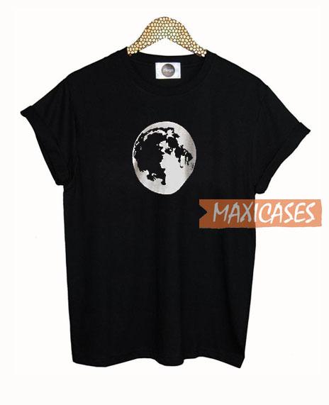 Super Moon T Shirt