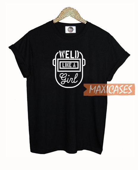 Weld Like T Shirt