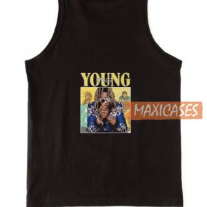 Young Tang Graphic Tank Top