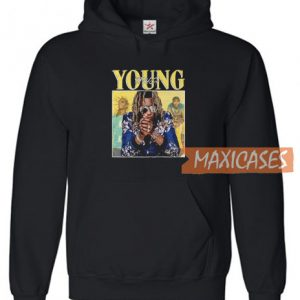 Young Tang Logo Hoodie