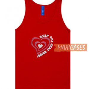 Keep The Beat Tank Top