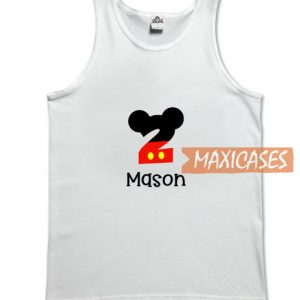 Mickey Mouse Mason Tank Top