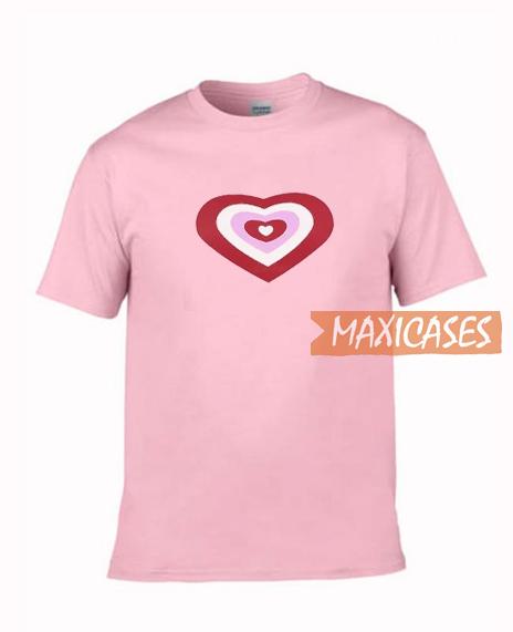 Pink Love T Shirt
