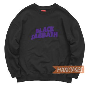Black Sabbath Sweatshirt Unisex Adult