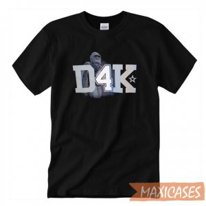 Dak Prescott D4K T-shirt Men Women and Youth