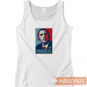 Barack Obama Progress Tank Top