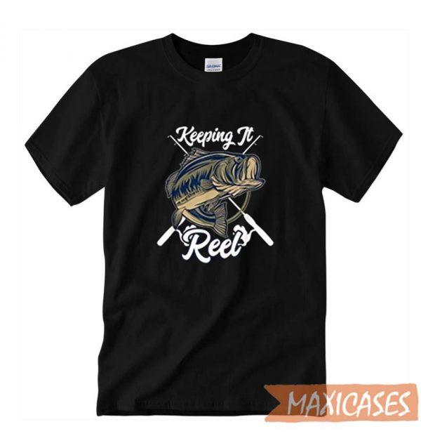 Fishing Vintage Fishing T-shirt