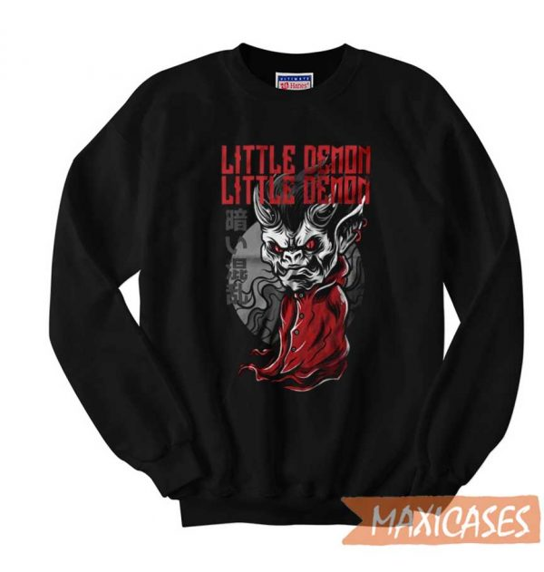 Little Demon Sweatshirt