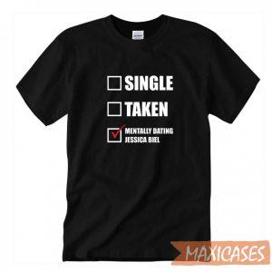 Dating Jessica Biel T-shirt