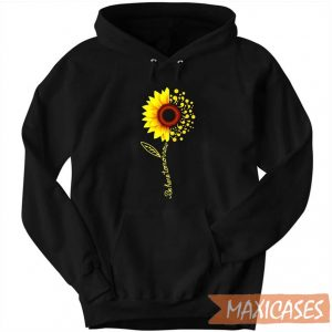Sunflower Be Here Tomorrow Hoodie