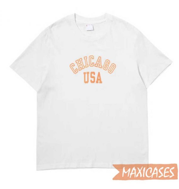 Chicago USA T-shirt