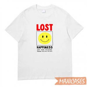 Lost Happiness T-shirt