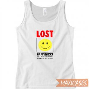 Lost Happiness Tank Top