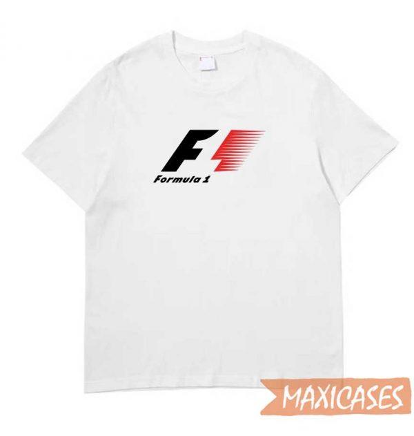 F1 Formula One T-shirt