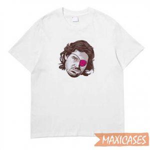 Kurt Russell Escape T-shirt